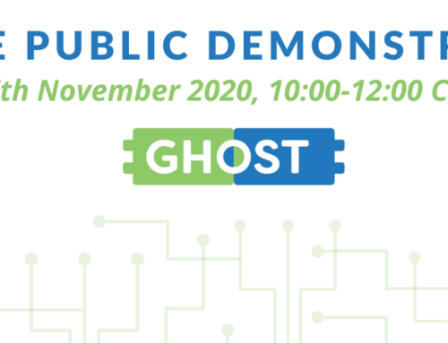 INVITATION TO GHOST ONLINE PUBLIC DEMONSTRATION